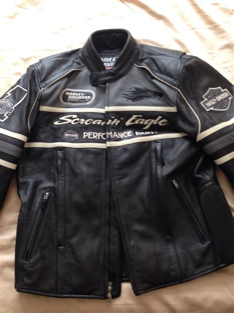 Sale Eagle Jacket harley davidson screamin eagle raceway s leather