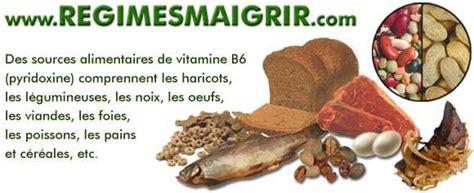 vit b6 alimenti carence en vitamine b6 carence en pyridoxine carence en