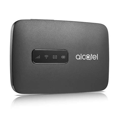 Router Alcatel alcatel 4g wireless router for on the go worldwide