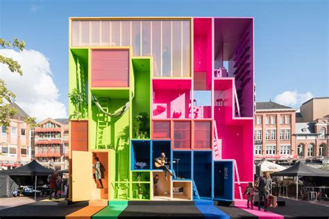 house of concepts design academy eindhoven mvrdv office archdaily