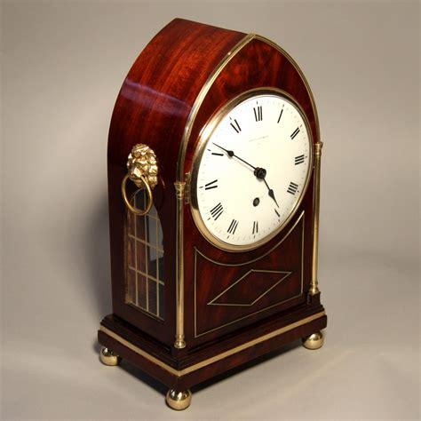 Desk Clocks For Sale miniature regency table clock for sale by