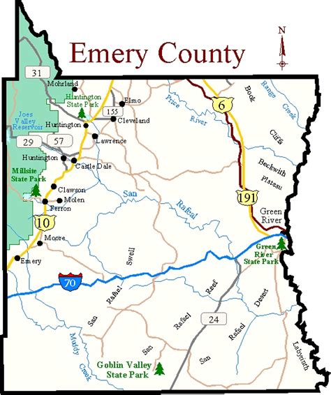 Utah County Property Tax Records Emery County Progress Emery County Utah The Knownledge