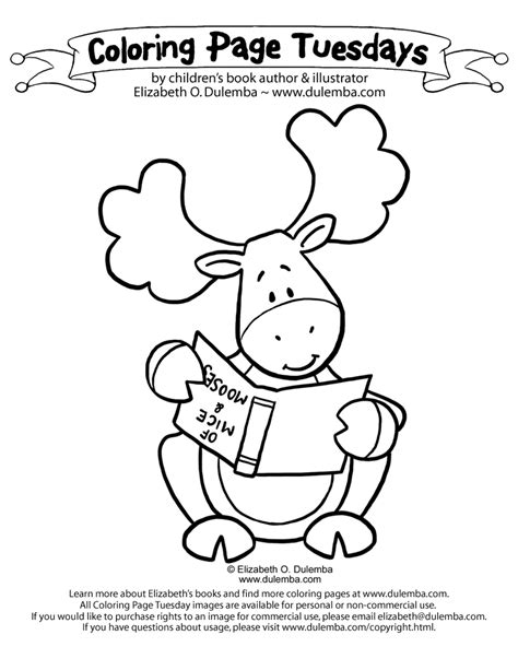 if you give a moose a muffin coloring pages www imgkid