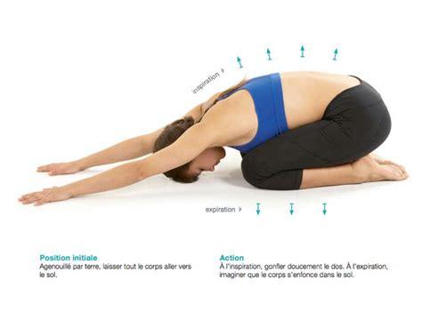 Position L 8 exercices pour lutter contre le mal de dos femme actuelle