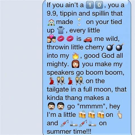 emoji you would send to a crush drunk on you emoji text love quotes pinterest emoji