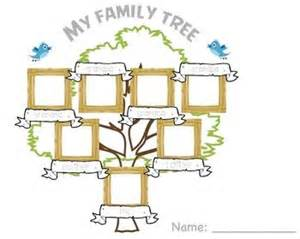 Esl Family Tree Template by 20 Best Images About Family On