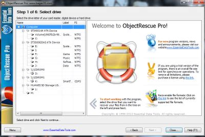 easeus data recovery full version bagas31 objectrescue pro 6 8 full patch bagas31 com