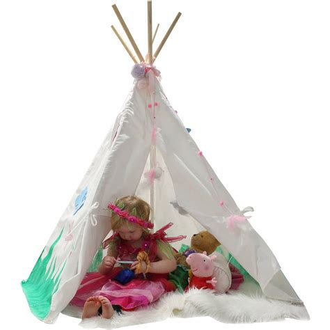 Decorate Your Own Home Kids Teepee Play Tent 140 X 120 Cm Hobbycraft
