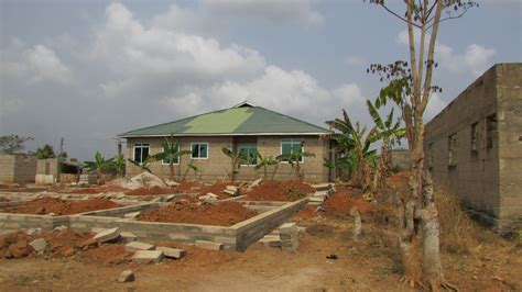 mortgage houses in ghana ghana cahf centre for affordable housing finance africa