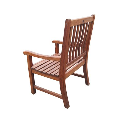 Ebay Vintage Dining Chairs Vintage Nauteak Outdoor Dining Chair Ebay