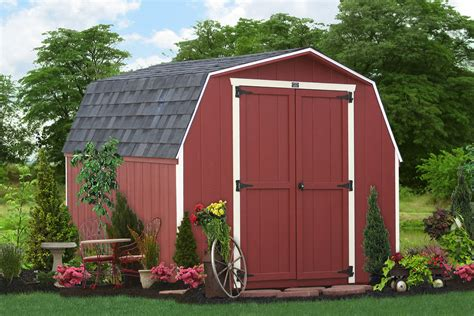 Wooden Garden Sheds For Sale Buy Backyard Wooden Sheds And Barns Pa Nj Ny Ct De Md