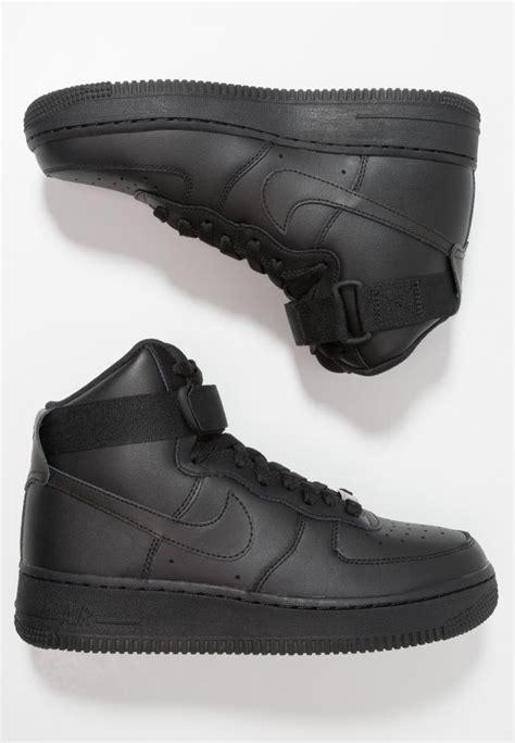 sneaker nike damen air force  black eremea