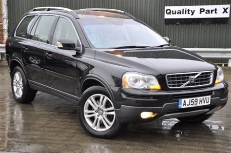 volvo xc   se lux premium pack estate geartronic awd dr  north london london