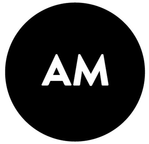 Am Logo Images am yost design freelance graphic web design