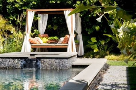 backyard oasis ideas creating a backyard oasis 26 sleek pool designs