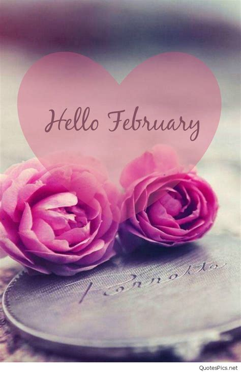 February Is The Best by Best Hello February Quotes Sayings Pictures 2017 2018