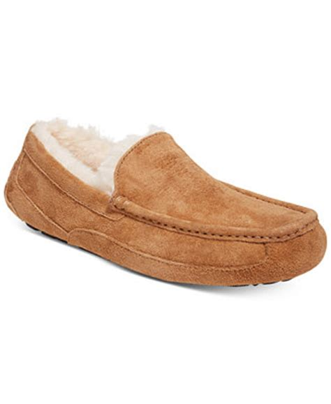 macys ugg slippers ugg 174 s ascot slippers all s shoes macy s