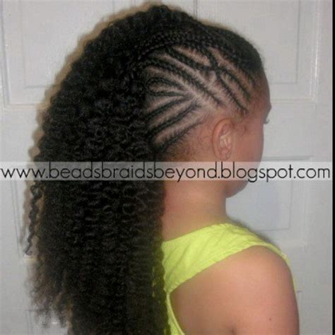 lil girl hairstyles braids pictures of little girls braided hairstyles