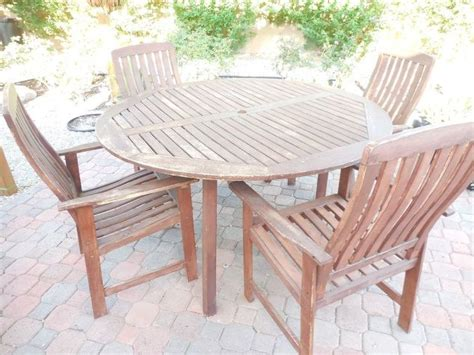 Patio Furniture Makeover by Patio Dining Makeover Hometalk