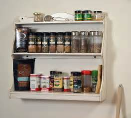 customizable spice rack handmade spice rack or wall shelf in color of your choice