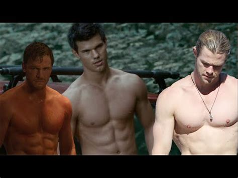 big ripped actors 10 actors that got ripped for roles hollywire youtube