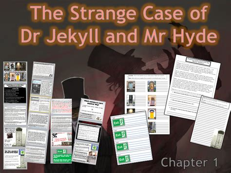 dr jekyll and mr hyde chapter 2 themes 100 dr jekyll and mr hyde activity worksheet essay