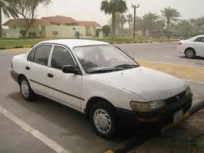Toyota Used Cars On Sale 1993 Toyota Corolla Sedan Saloon Used Car For Sale In