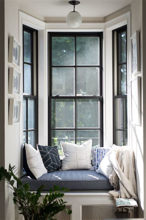 window nook home tour a brooklyn brownstone room for tuesday