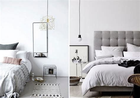 bedroom hanging lights it s hip to hang bedside lighting design