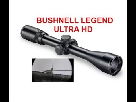 Riflescope Telescope Scope Bushnell Legend Ultra Hd 3 9x40 Ori air rifle scope 100 dollars centerpoint 4 16x40 doovi