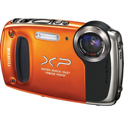 Kamera Fujifilm Finepix Xp50 fujifilm finepix xp50 digital orange 16233582 b h photo