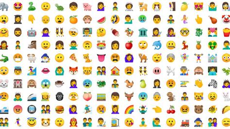 new emoji android new emoji faces emoji world