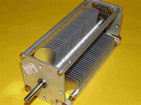 1000pf air variable capacitor and rf parts gt antreas555