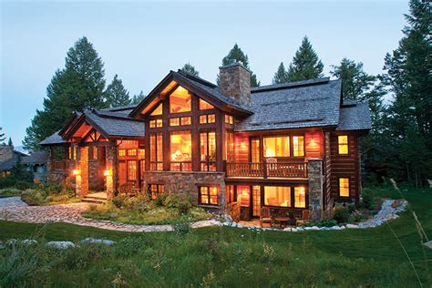 jackson hole contemporary log cabin designshuffle blog home homestead magazine gt jackson hole architecture