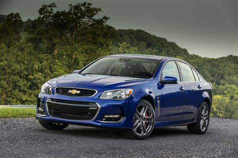 2016 Chevrolet SS Specifications, Pictures, Prices
