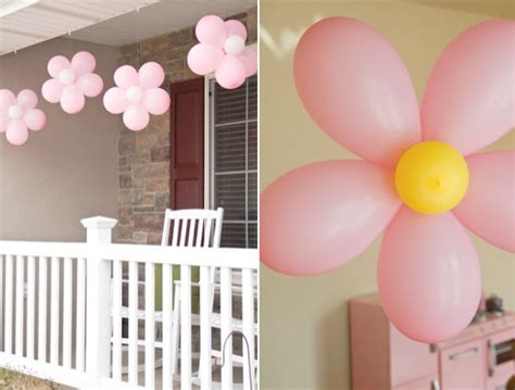 How To Make Balloon Decorations by How To Do Balloon Decoration Favors Ideas