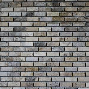 Stone Brick Peltro Travertine Mini Brick Stone Source