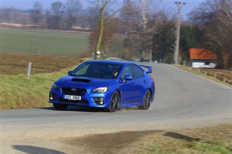 subaru wrx turbo 2015 recenze test subaru wrx sti 2 5 turbo 2015