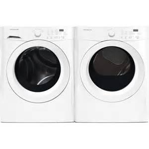 Smeg Gas Cooktops Frigidaire Fffw5000qw Washer Amp Ffqg5000qw Gas Dryer Set