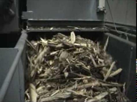 million btu wood chip boiler youtube