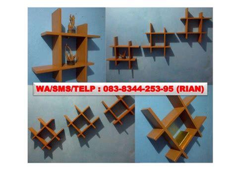 Jual Rak Dinding Di Surabaya 083834425395 jual rak dinding minimalis di surabaya rak hiasan din