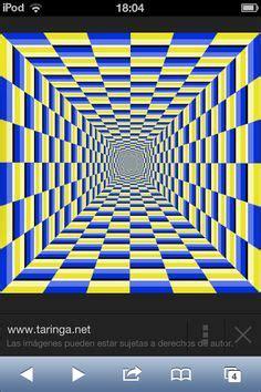 ilusiones opticas buzzfeed ilusiones 211 pticas en pinterest victor vasarely arte de