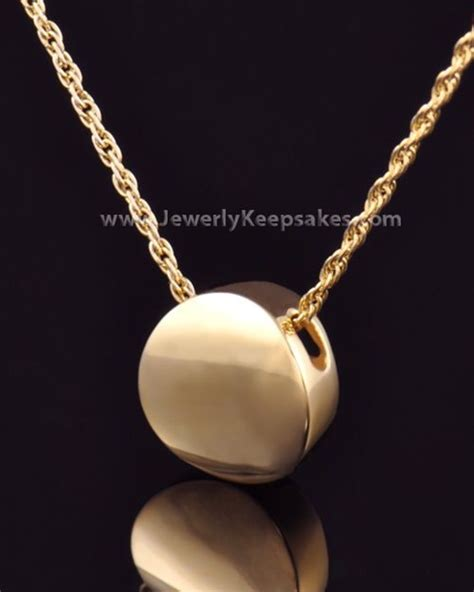cremation jewelry cremation jewelry gold plated spherical keepsake 109 99 november on sale