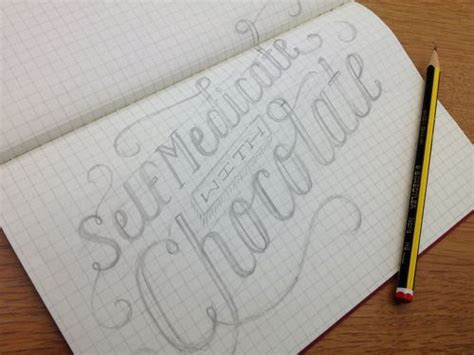 lettering sketch tutorial hand lettering tutorial from daily dishonesty from