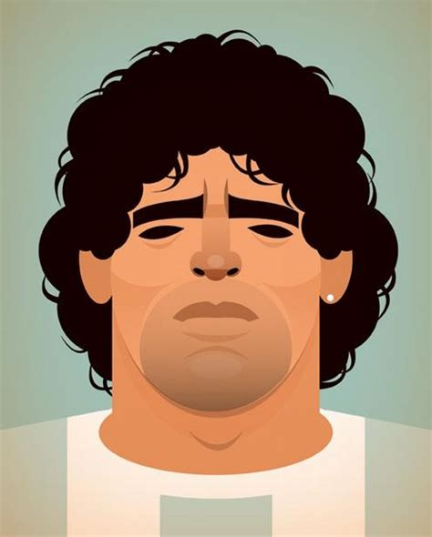 Kaos Maradona And Messi Football Artwork 17 best images about soccer players on