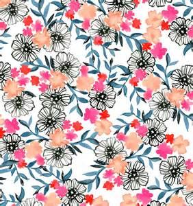 floral prints papier fabrik new floral prints