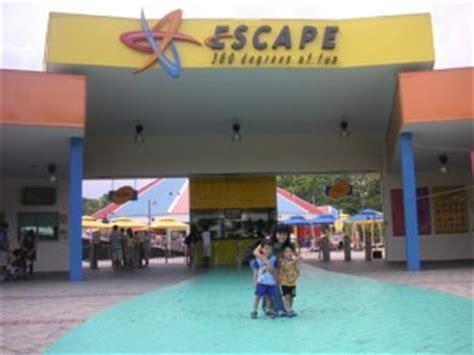 escape theme park singapore city 360 escape theme park escape is adventure my singapore travel