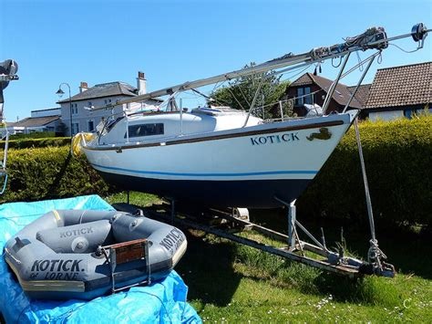 sailboat rubber st seal 22 mk 2 for sale in firth of forth