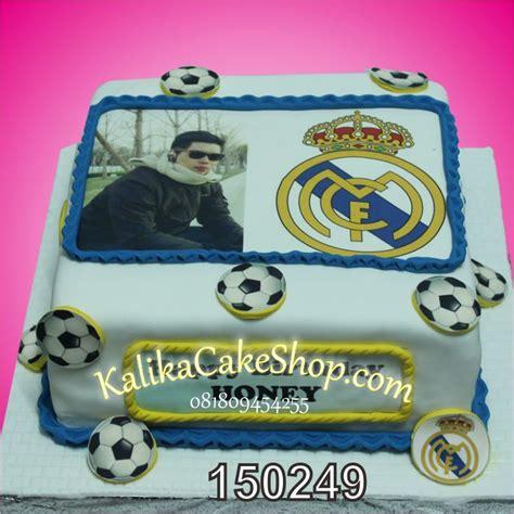 kue ulang tahun real madrid honey kue ulang tahun bandung
