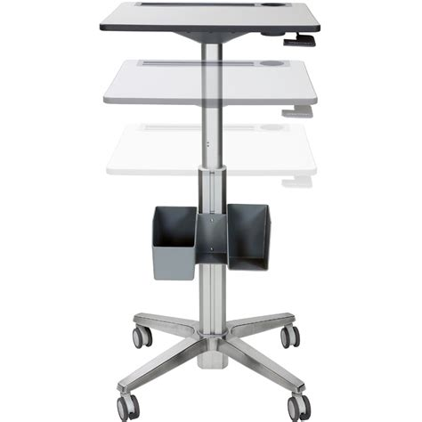 ergotron adjustable height desk ergotron learnfit 2 adjustable standing desk welnis